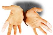 Se le mani cambiano colore...